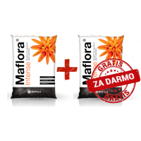 Maflora Intense 10 l , Akce 2+1 Zdarma !!