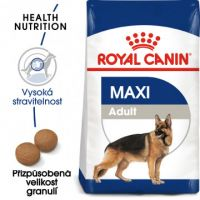 Royal Canin Maxi Adult granule pro dospělé velké psy 15kg