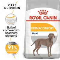 Royal Canin Maxi Dermacomfort granule pro velké psy s problémy s kůží 10kg