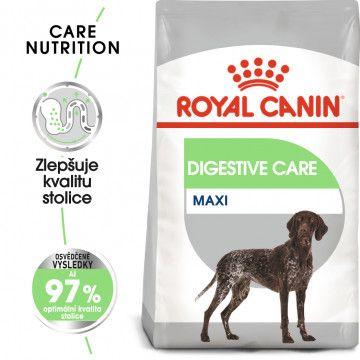 Royal Canin Maxi Digestive Care granule pro velké psy s citlivým trávením 3kg