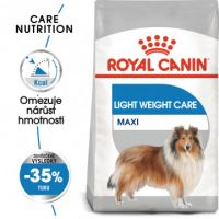 Royal Canin Maxi Light Weight Care dietní granule pro velké psy 3kg
