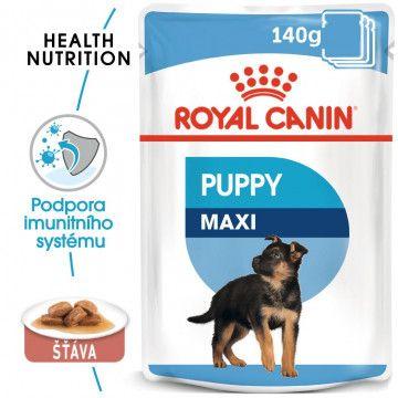 ROYAL CANIN Maxi Puppy kapsička pro velká štěňata 10x