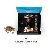 Mediterranean Natural food puppy  8 kg POLOVLHKÉ GRANULE PRO PSY