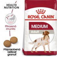 Medium Adult granule pro dospělé střední psy 4kg