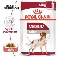 ROYAL CANIN Medium Adult kapsička pro dospělé střední psy 10x