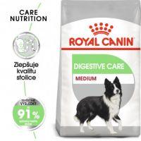 Royal Canin Medium Digestive Care granule pro střední psy s citlivým trávením 3kg