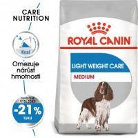 Medium Light Weight Care dietní granule pro střední psy 3kg