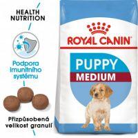 Medium Puppy granule pro střední štěňata 4kg