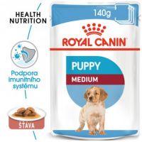 ROYAL CANIN Medium Puppy kapsička pro střední štěňata 10x