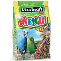 Menu Budgies Junior bag   (500g)