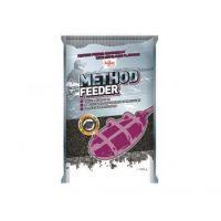 Method Feeder Groundbaits - 1 kg/Jahoda - Ryba