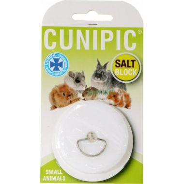 Minerální sůl pro drobné savce s držákem Cunipic 1 ks