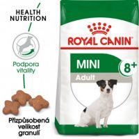 Royal Canin Mini Adult 8+ granule pro stárnoucí malé psy 2kg