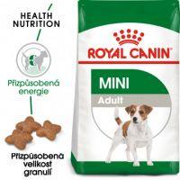 Royal Canin Mini Adult granule pro dospělé malé psy 8kg