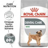 Royal Canin Mini Dental Care granule pro psy snižující tvorbu zubního kamene 3kg