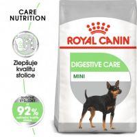 Royal Canin Mini Digestive Care granule pro malé psy s citlivým trávením 8kg