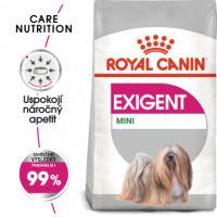 Royal Canin Mini Exigent granule pro mlsné malé psy 2kg