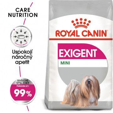 Royal Canin Mini Exigent granule pro mlsné malé psy 3kg