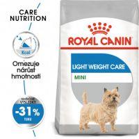 Royal Canin Mini Light Weight Care dietní granule pro psy 3kg