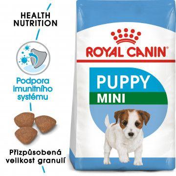 Royal Canin Mini Puppy granule pro malá štěňata 0,8kg
