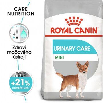 Royal Canin Mini Urinary Care granule pro psy s ledvinovými problémy 1kg