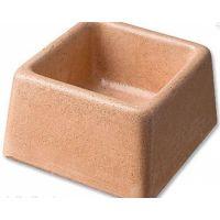 Miska betonová čtvercová