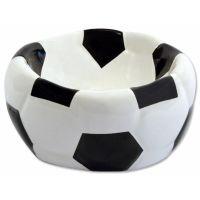 Miska DF keramická fotbalový míč 15x8cm
