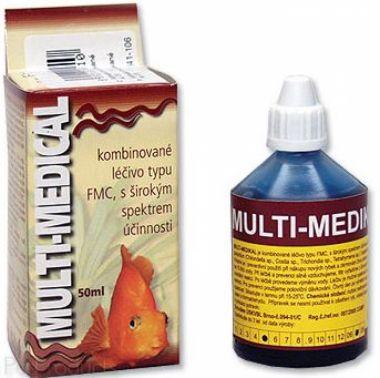Multimedikal kombinované léčivo   (50ml)