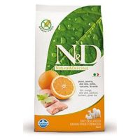 N&D GF DOG Adult Fish & Orange 12kg