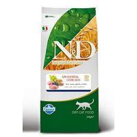 N&D LG CAT Adult Lamb & Blueberry 10kg