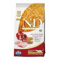 N&D LG CAT Neutered Chicken & Pomegranate 5kg