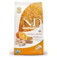 N&D Low Grain Dog Adult Codfish & Orange 2,5kg