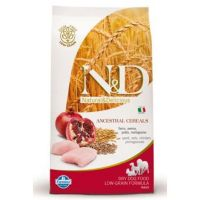 N&D Low Grain Dog Adult Mini Chicken & Pomegranate 800g