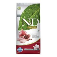 N&D PRIME DOG Adult M/L Chicken & Pomegranate 12kg