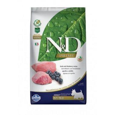 N&D PRIME DOG Adult Mini Lamb & Blueberry 2,5kg
