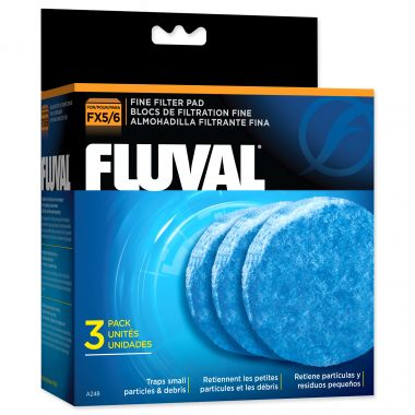 Náplň vložka mikrovláknová FLUVAL FX-4, FX-5, FX-6 (1ks)