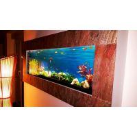 Nástěnné akvárium 150 cm