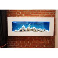 Nástěnné akvárium 160 cm