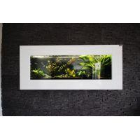 Nástěnné akvárium 170 cm