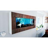 Nástěnné akvárium 180 cm