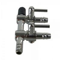Nerezový ventil dvojcestný