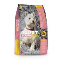 Nutram Sound Adult Dog Small Breed  2,72 kg