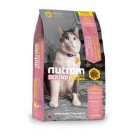 Nutram Sound Adult/Senior Cat 6,8kg