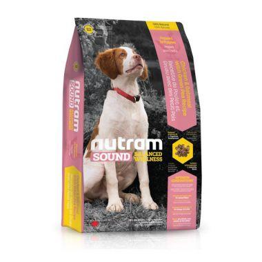 Nutram Sound Puppy 13,6 kg + zdarma pamlsky v hodnotě 50,- Kč