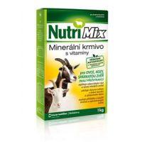 Nutri Mix pro ovce, kozy a spárkatou zvěř 20 kg