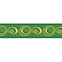 Ob. pol. RD 20 mm x 33-50 cm - Cosmos Green