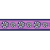 Ob. pol. RD 20 mm x 33-50 cm - Daisy Chain Purple