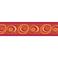 Ob. polos. RD 25 mm x 41-62 cm - Cosmos Orange