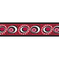 Ob. polos. RD 25 mm x 41-62 cm - Cosmos Red