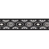 Ob. polos. RD 25 mm x 41-62 cm - Snake Eyes Black